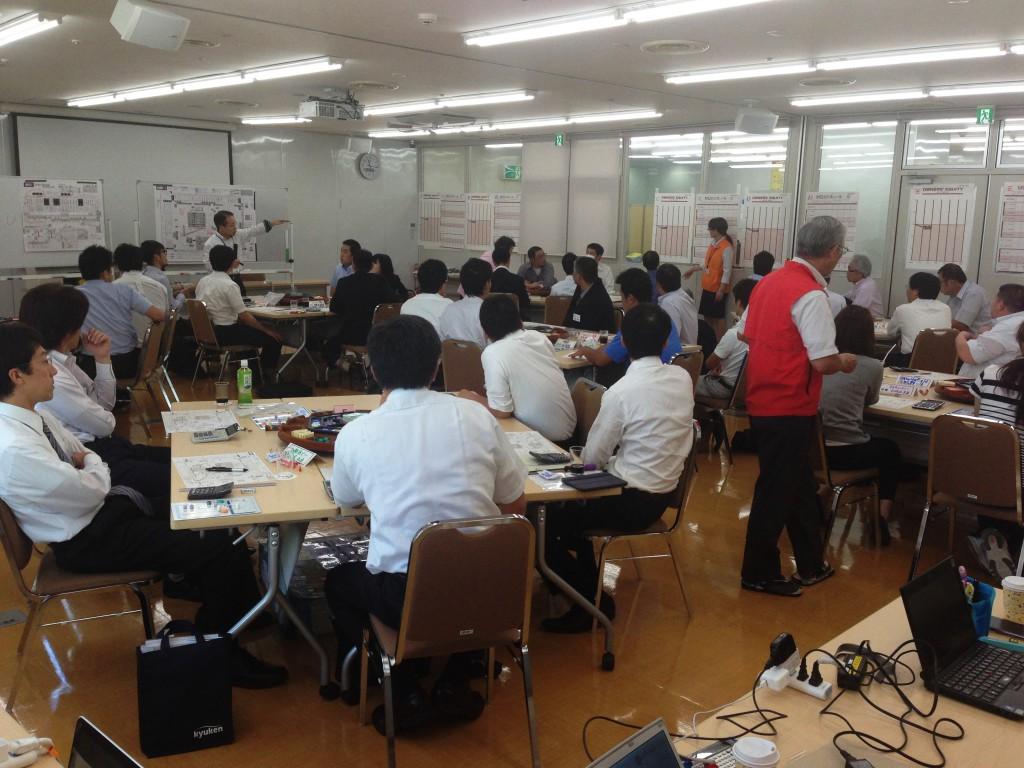 株式会社武蔵野マネジメントゲーム研修 MG研修
