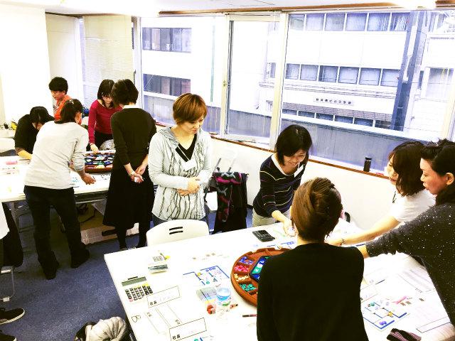 MG研修,マネジメントゲーム第2期スタート