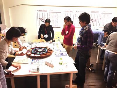MG研修 マネジメントゲーム研修 20141115-16-02