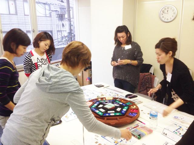 MG マネジメントゲーム研修 第5期