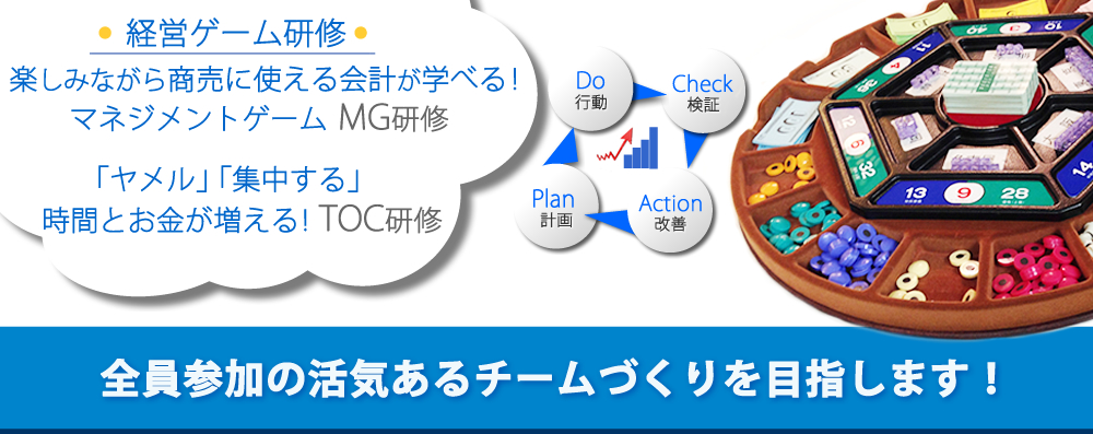 MG研修,TOC研修