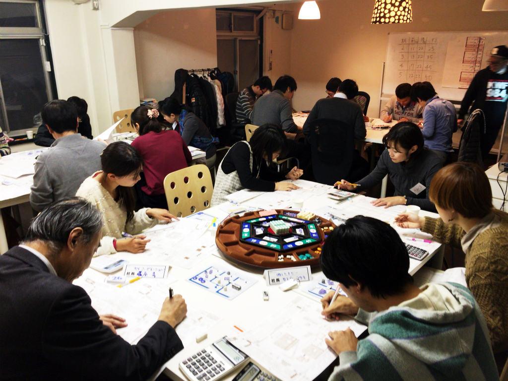 MQ会計戦略ゲーム研修 MG