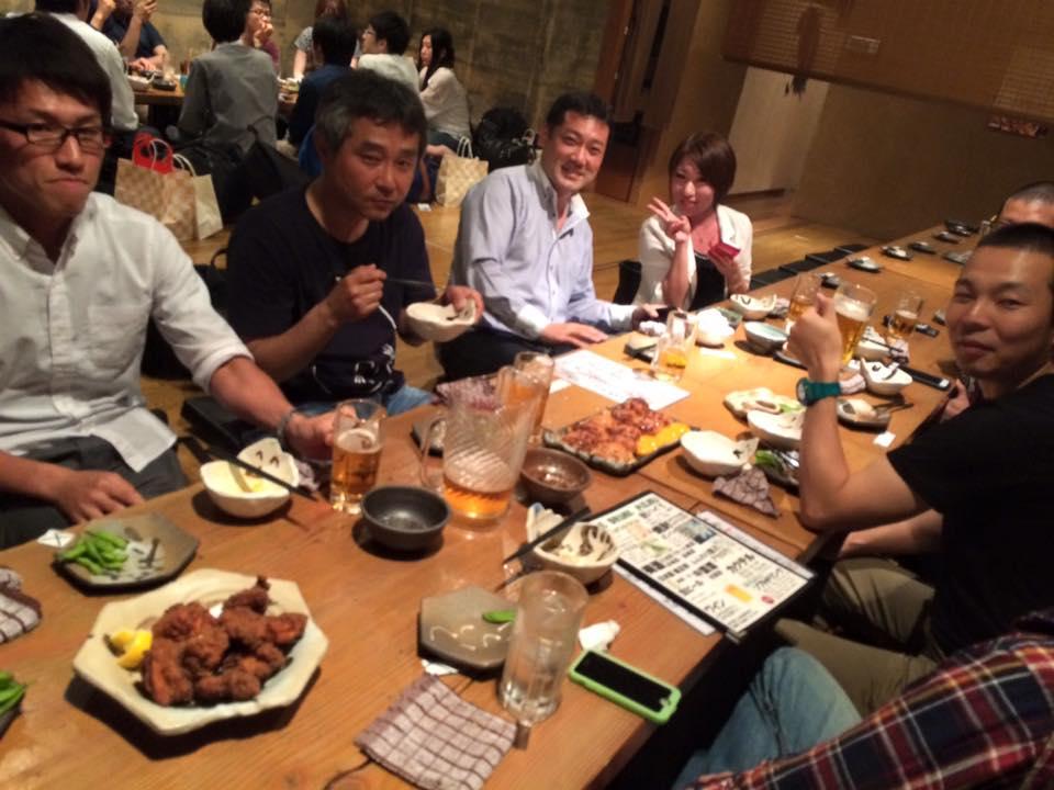 マネジメントゲーム MG研修 3.5期懇親会 画像