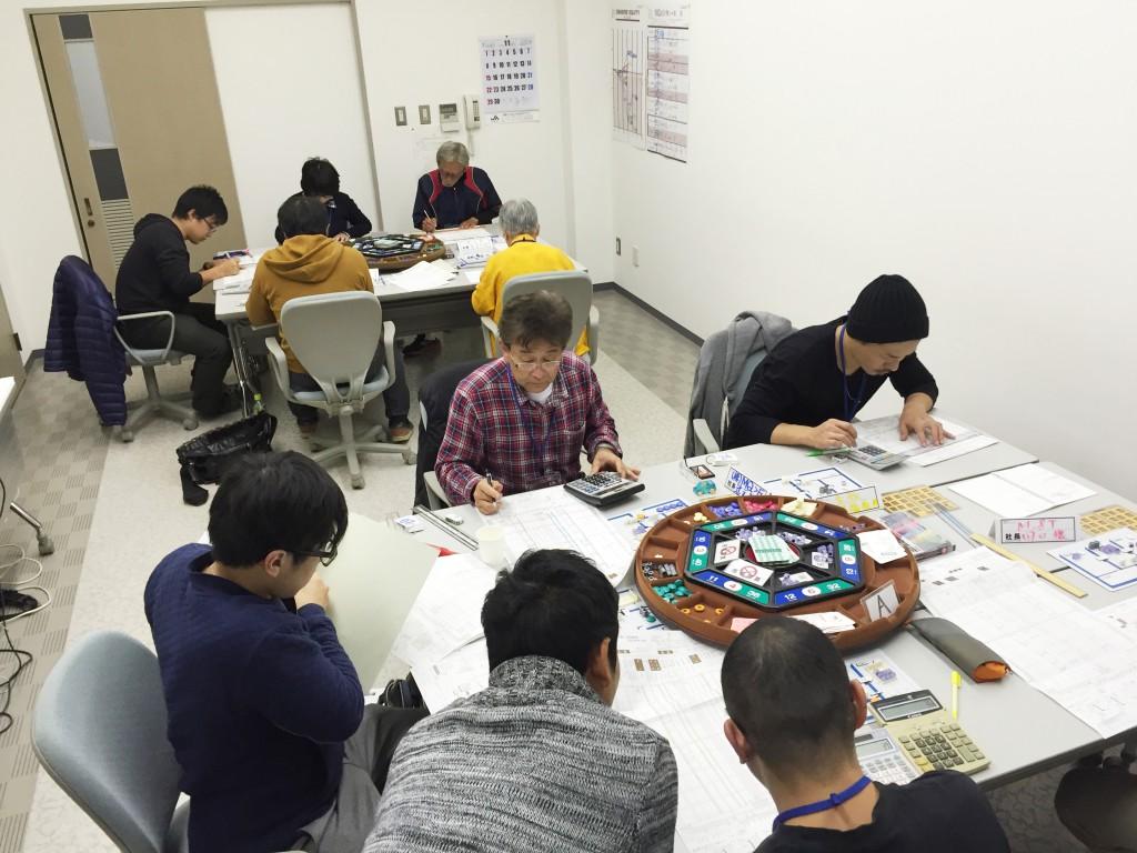 マネジメントゲーム MG