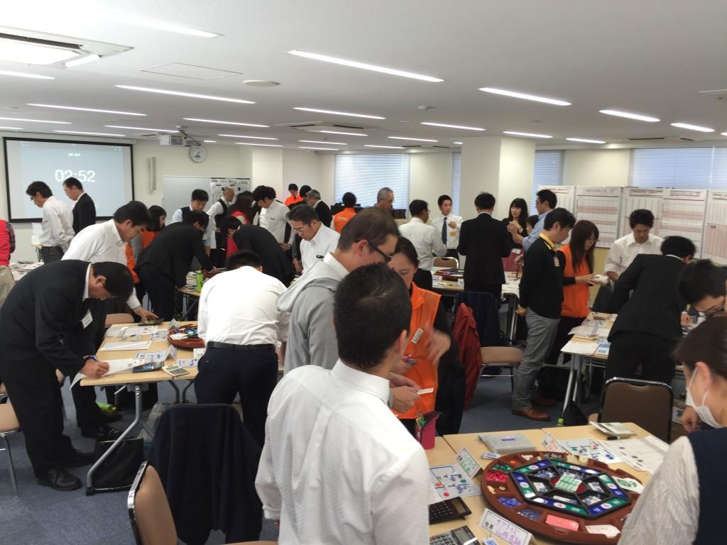 株式会社武蔵野 実践経営塾 MG研修画像