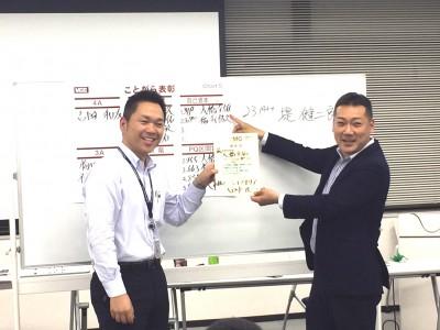 ソニー生命 MG マネジメントゲーム研修